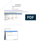 SAP Installation Steps