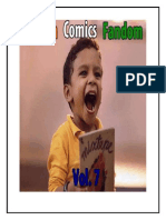 Indian Comics Fandom (Vol. 7)