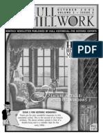 Hull Millwork. Newsletter 2003-10 BW