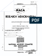 NACA RM L6I13 Abstracts Pertaining to Seaplanes