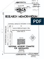 NACA RM L7J14 Additional Abstracts Pertaining to Seaplanes