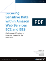 Wp Securing Data Within AWS