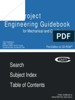 Plant Project Engineering Guidebook for Mechanical and Civil Engineers 1