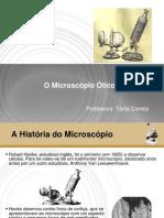 Microscopio ótico composto