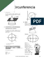 IV BIM - 5to. Año - GEOM - Guía 7 - La Circunferencia