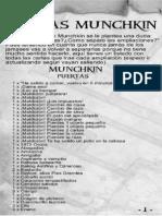 Lista Cartas Munchkin