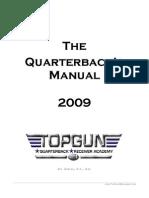 2009 Qb Manual