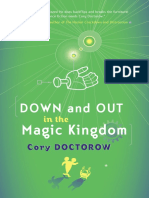 Cory Doctorow - Down and Out in the Magic Kingdom