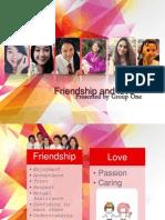 Friendship and Love (Human Adjustment) Psychology