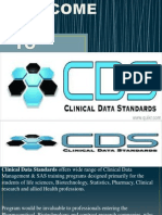 TRAINING & PLACEMENT ASSISTANCE ON CLINICAL DATA MANAGEMENT,SAS SDTM @ CDS