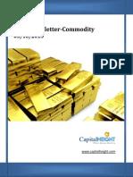 Today Commodity Market News & Market Wrap 03-10-2013
