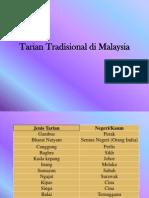 Tarian Tradisional Di Malaysia