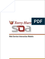 Web Service Interaction Models   Torry Harris Whitepaper
