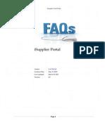 iSupplier Portal FAQs - Oracle Documents.pdf