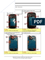 Samsung GT-S5670 Galaxy Fit 07 Level 2 Repair - Assembly Disassembly Guide