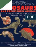 Encyclopedia of Dinosaurs and Prehistoric Animals