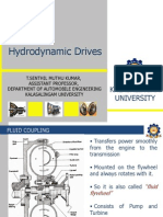 Hydrodynamic Drive Unit -2