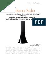 Parrot Zikmu Solo (FR)