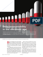 Drug Accountability in the Electronic Age