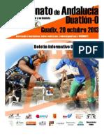 Duatlón Orientación GUADIX 2013