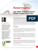Runners Injuries