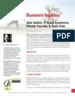 Runners Injuries
