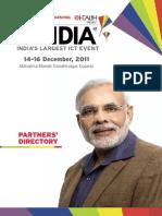 eINDIA 2011 Partners Directory