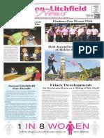 Hudson~Litchfield News 10-4-2013