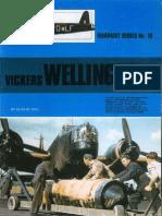 (Warpaint Series No.10) Vickers Wellington