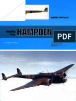 (Warpaint Series No.57) Handley Page Hampden and Hereford