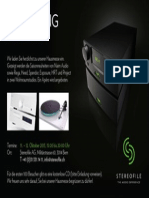 StereoFile Einladung Zur Hausmesse2013
