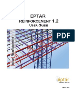 Eptar Reinforcement Userguide 2012