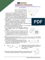 Problemas propuestos (Potencial eléctrico)