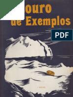 Tesouros de Exemplos