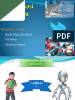 Klasifikasi Benda  IPA Kelas 7 SMP Labschool Cibubur