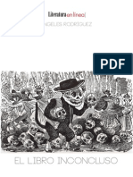 El libro inconcluso - Ángeles Rodríguez