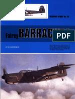 (Warpaint Series No.35) Fairey Barracuda