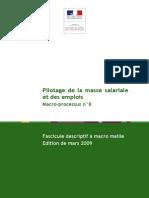 MP8 Pilotage de La Masse Salariale Et Des Emplois[1]