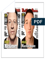 Macklemore rolling stone cover vs mine