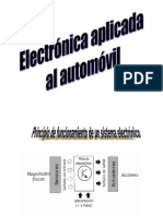 electronica aplicada automovil