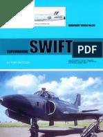 (Warpaint Series No.58) Supermarine Swift and Type 535