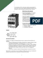 Contactor Elementos Electromecanicos