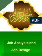 2. Work Flow Job Analysis