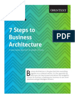 7 Steps to Business Architecture_whitepaper