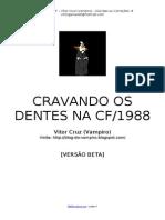 E-book-Vampiro Cravando Os Dentes Na Cf-1988