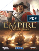 Empire Total War Manual
