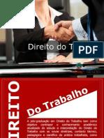 Pós Direito do Trabalho - Grupo Educa+ EAD