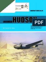 (Warpaint Series No.59) Lockheed Hudson Mk.I to Mk.VI