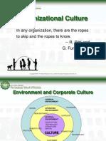 Culture Lecture