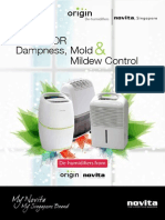 Moisture Removal Equipments